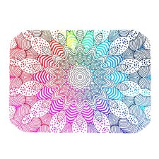 Rainbow Dots Placemat