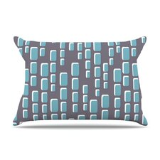 Cubic Geek Chic Fleece Pillow Case