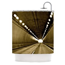<strong>KESS InHouse</strong> Tunnel Polyester Shower Curtain