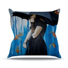 Sink or Swim by Lydia Martin Throw Pillow