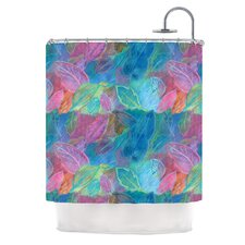 Rabisco Polyester Shower Curtain