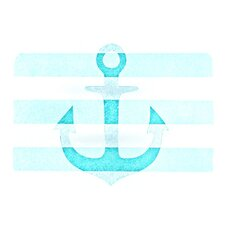 Stone Vintage Anchor Placemat