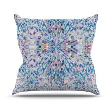 Looking by Kathryn Pledger Throw Pillow