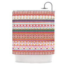 Chenoa Polyester Shower Curtain