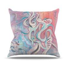 Tempest by Mat Miller Throw Pillow
