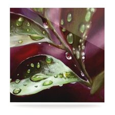 April Showers Floating Art Panel