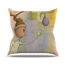 <strong>KESS InHouse</strong> Fruit Throw Pillow