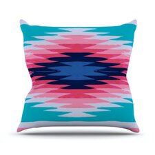 <strong>KESS InHouse</strong> Surf Lovin II Throw Pillow