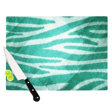 Zebra Texture Cutting Board