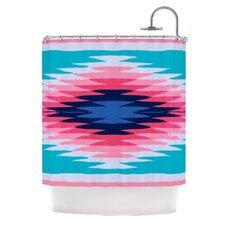 Surf Lovin II Polyester Shower Curtain