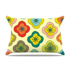 <strong>KESS InHouse</strong> Forest Bloom Fleece Pillow Case