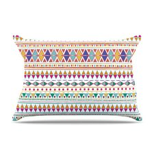 Native Fiesta Fleece Pillow Case