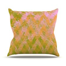 Fuzzy Feeling by Marianna Tankelevich Throw Pillow