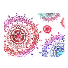 Rainbow Infinity Placemat