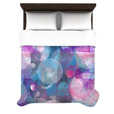 <strong>KESS InHouse</strong> Dream Houses Duvet Cover Collection