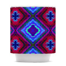 Kilim Polyester Shower Curtain