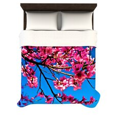 <strong>KESS InHouse</strong> Flowers Duvet Cover Collection