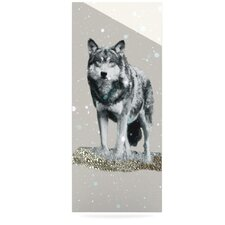 Wolf by Monika Strigel Graphic Art Plaque