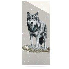 Wolf by Monika Strigel Graphic Art Plaque
