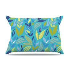 Underwater Bouquet Fleece Pillow Case