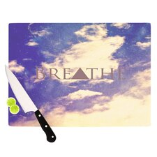 Breathe Cutting Board