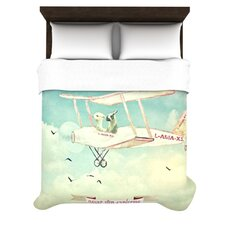 Never Stop Exploring II Duvet Cover Collection