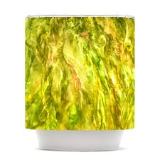 Tropical Delight Polyester Shower Curtain