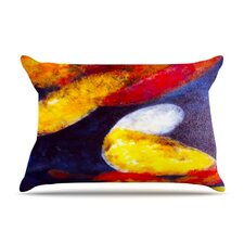 Into the Light Fleece Pillow Case