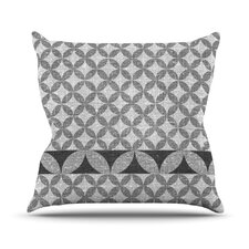 <strong>KESS InHouse</strong> Diamond Throw Pillow