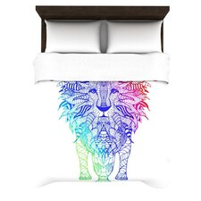 Rainbow Lion Duvet Cover Collection