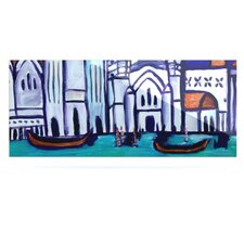 Venice by Theresa Giolzetti Graphic Art Plaque