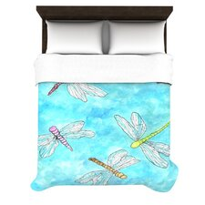 Dragonfly Duvet Cover Collection