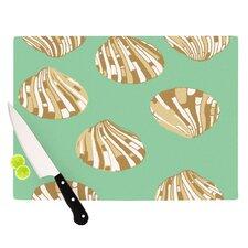 Scallop Shells Cutting Board