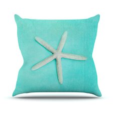 <strong>KESS InHouse</strong> Starfish Throw Pillow