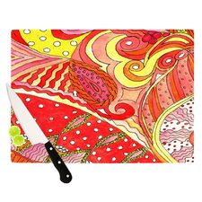 Swirls Cutting Board