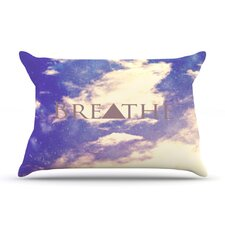 <strong>KESS InHouse</strong> Breathe Fleece Pillow Case