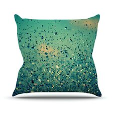 Lullaby, Close Your Eyes by Robin Dickinson Throw Pillow