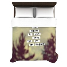 Her Life Duvet Cover Collection