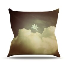 <strong>KESS InHouse</strong> Pegasus Throw Pillow