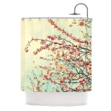 Take a Rest Polyester Shower Curtain