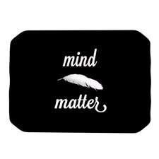 <strong>KESS InHouse</strong> Mind Over Matter Placemat
