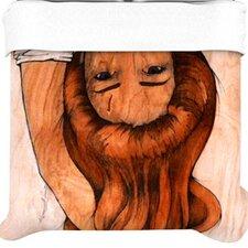 """""""Girl"""" Woven Comforter Duvet Cover"""