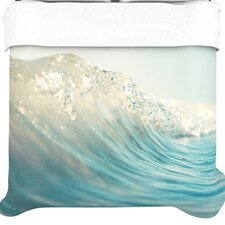 """""""The Wave"""" Woven Comforter Duvet Cover"""