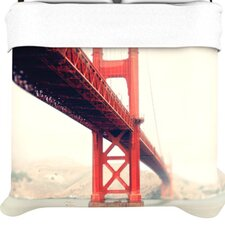<strong>KESS InHouse</strong> Golden Gate Duvet Collection