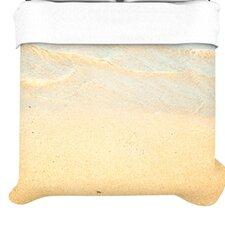 """Ombre Water"" Woven Comforter Duvet Cover"