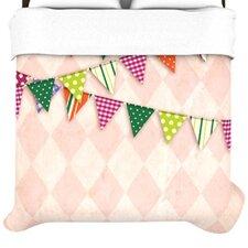"""""""Flags 2"""" Woven Comforter Duvet Cover"""