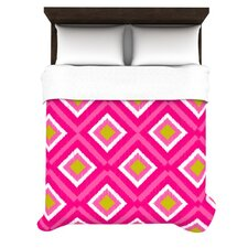 <strong>KESS InHouse</strong> Moroccan Tile Duvet Cover Collection