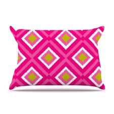 Moroccan Tile Fleece Pillow Case