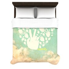 <strong>KESS InHouse</strong> Serenity Duvet Cover Collection