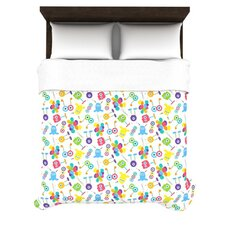 Fun Creatures Polyester Bedding Set
